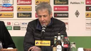 Die Borussia nach dem ersten Heimspiel der Rückrunde