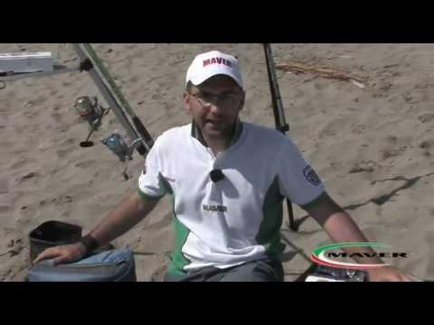 Cassettone Surfcasting Maver Surf Seat Box
