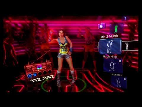 Dance Central - Lipps Inc. Funkytown HARD 5 Stars