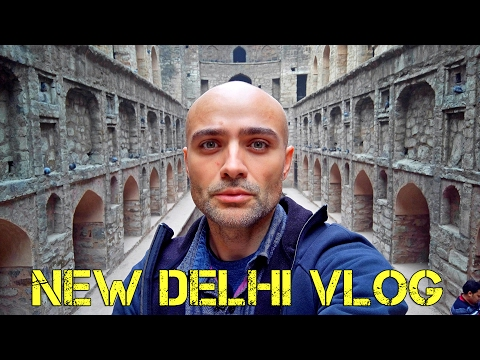 Nice places to see in New Delhi, India. Travel and party type of vlog