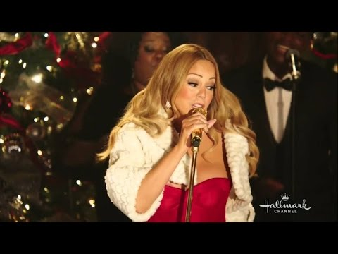 ஐ Mariah Carey - Merriest Christmas Special (Live) [HD]