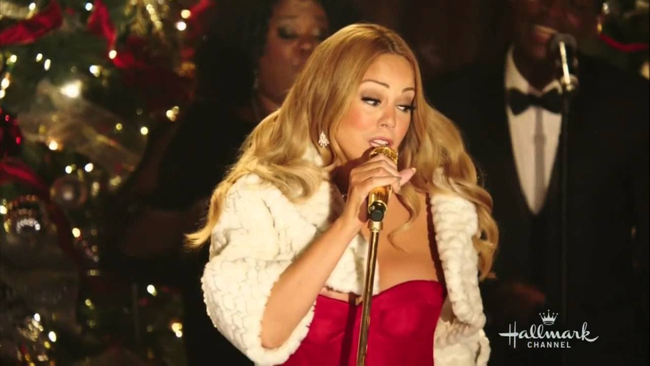 ஐ Mariah Carey - Merriest Christmas Special (Live) [HD] - YouTube