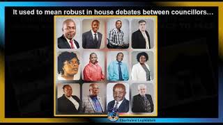 Ekurhuleni Legislature – the new normal
