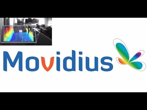 Movidius, computer vision for IoT, drones, smartphones, IP cameras and more to come