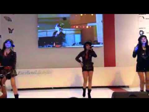 "RUMAH BINTANG ""Amit Amit"" Trio CANDY Gisela Cindy, Lidya Lau, Meyla bilqis live performance"