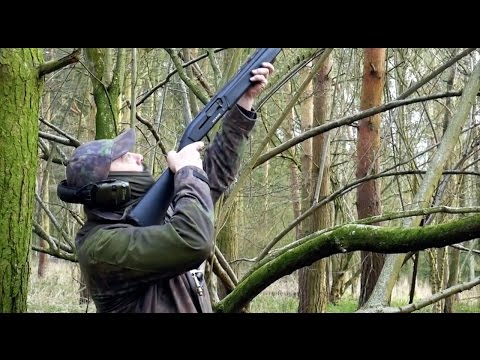 The Shooting Show - Roost Shooting Pigeons With Geoff Garrod