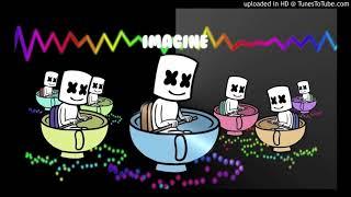 Marshmello IMAGINE (Bass Boost)