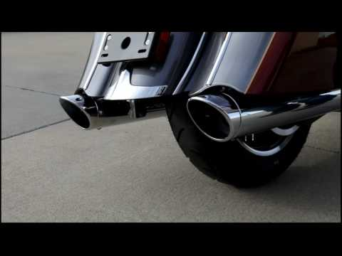 Indian Chieftan Exhaust Sound Clip