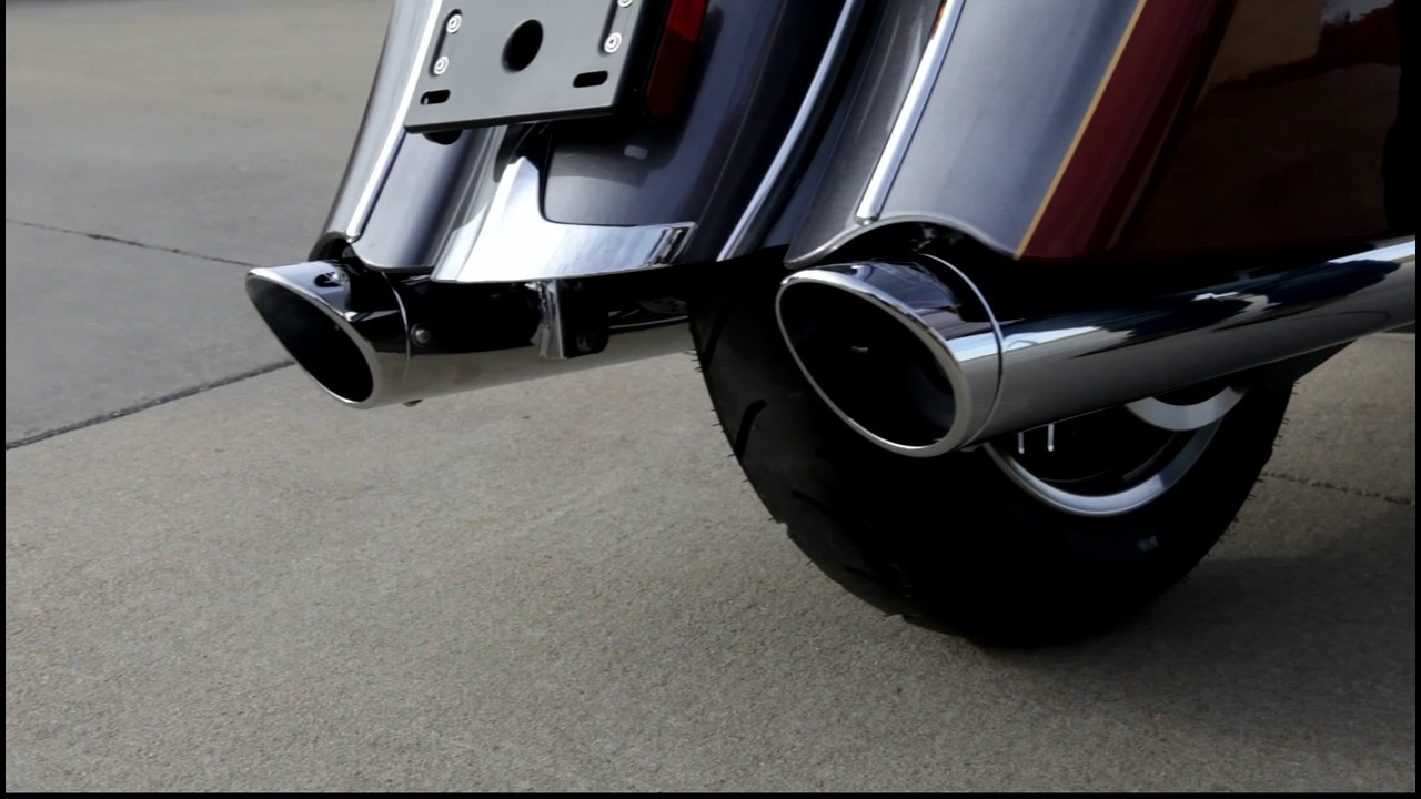 Indian Chieftan Exhaust Sound Clip Youtube