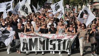 L'amnistie des prisonniers nationalistes corses