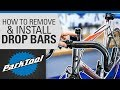 How to Replace Bicycle Handlebars - Drop/Road Bars