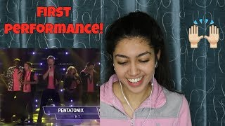 "1st Performance - Pentatonix - ""ET"" by Katy Perry Ft Kanye West - Sing Off - Series 3 