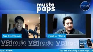 Musta Paps: Episode 01  Signs na malapit ka nang mag-40