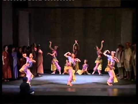 """Delibes. """"Lakmé"""" - Ballet des Bayaderes"""