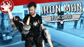 Iron Man Flight School (Part 1)