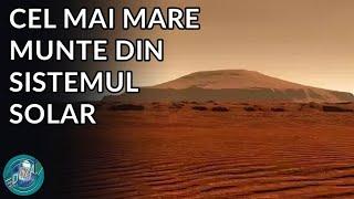 Care este cel mai mare munte din Sistemul Solar? | Doza SF