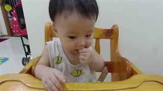 Dạy Bé ăn ngô luộc - Baby Eating -  Kid Toys Media