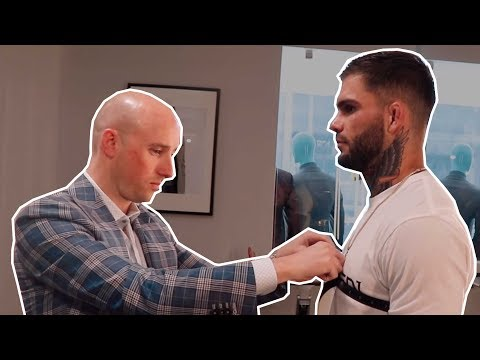 UFC227 NoLove Camp Ep5 : Technique Rounds with Chris Holdsworth + Suit fitting