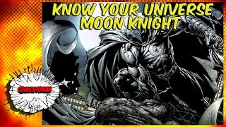 Moon Knight - Know Your Universe