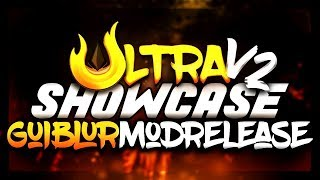 GUI Blur Mod RELEASE + Ultra V2 FPS Pack Showcase! 🔥