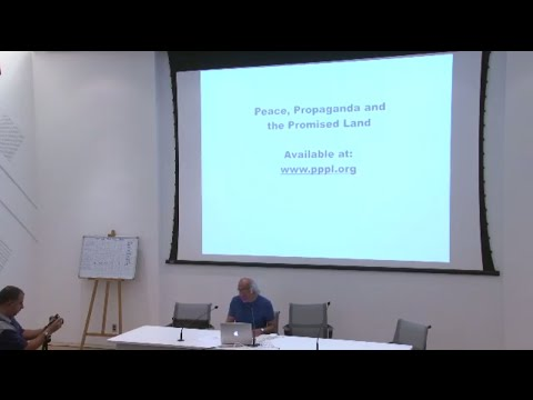 Sut Jhally -  The Occupation of the American Mind: Israel's Public Relations Campaign in the US