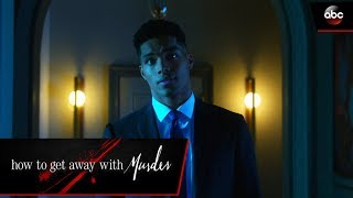 Gabriel Maddox Reveal - How To Get Away With Murder