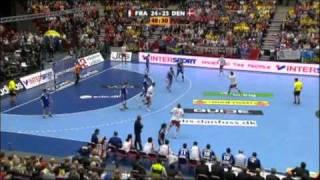 France VS Danemark Final des Championnat du Monde 2011 (Jan 30 2011)