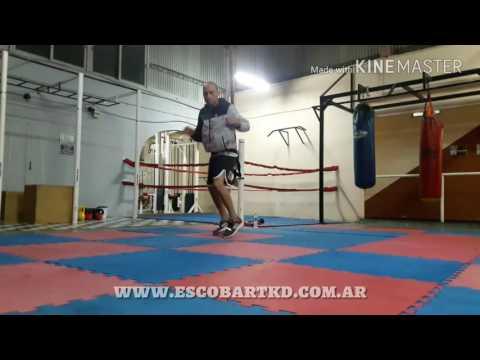 Preparación  física para el tarkwondo itf