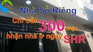 Bán Nhà Hưng Long Bình Chánh - Giá 450Triệu - Sổ Hồng Riêng - LH: 0901432665