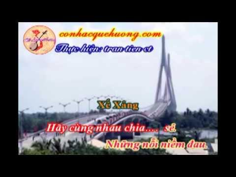 Nổi Đau Cầu Cần Thơ ..hát với Quốc Khánh ..