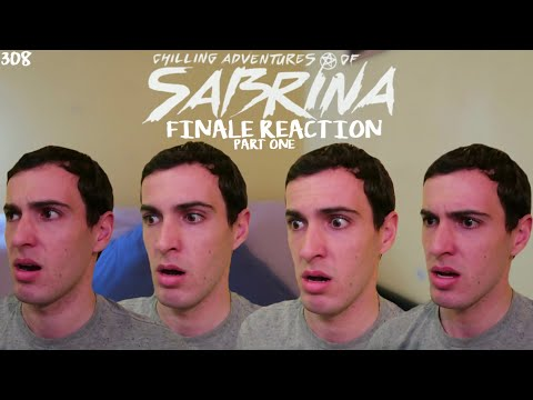 CHILLING ADVENTURES OF SABRINA FINALE REACTION // 'Chapter Twenty-Eight: Sabrina Is Legend' PART ONE