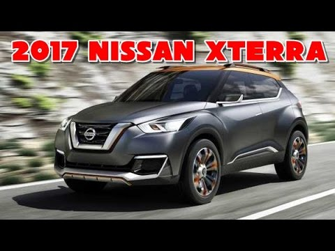 2017 Nissan Xterra Redesign Interior And Exterior Youtube
