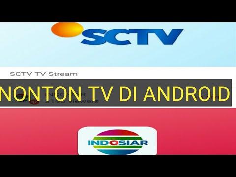 Cara Mudah Nonton Tv Online Di HP Android