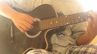 [ww] Beautiful in white - guitar cover