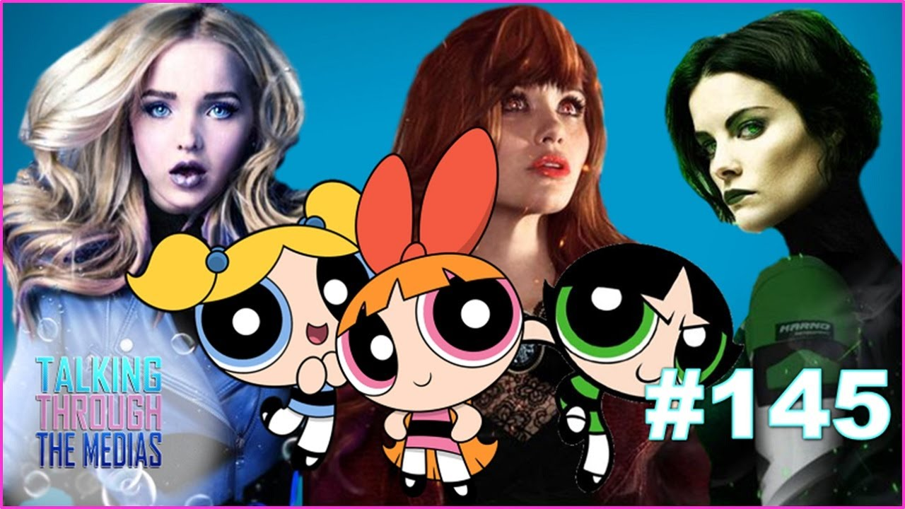 Ep. 145 The Powerpuff Girls Live Show On The CW