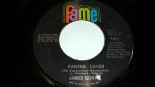 James Govan - Wanted: Lover