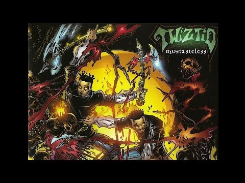 Twiztid - Renditions of Reality - Mostasteless