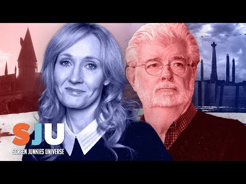 Are We George Lucas-ing J.K. Rowling? - SJU