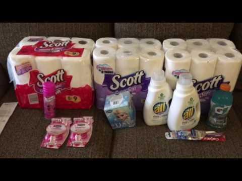 Vlog | Getting couponing deals |