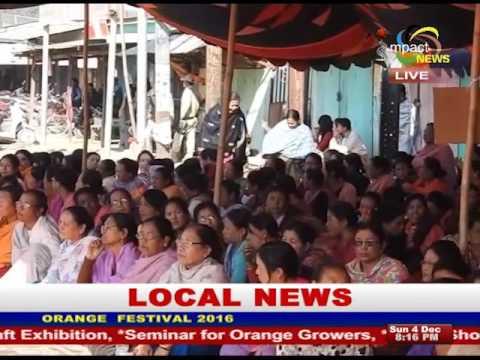 Impact News Manipuri 04 December 2016