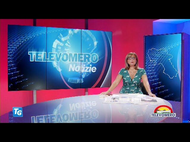 TELEVOMERO NOTIZIE 16 SETTEMBRE 2020 EDIZIONE delle  20 30