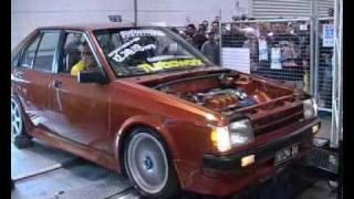 Nissan Pulsar E15 Dyno 300whp