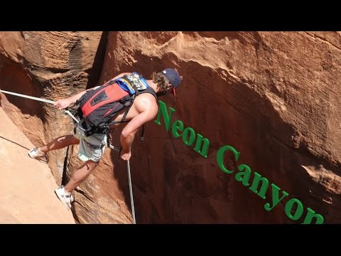 Neon Canyon | Grand Staircase | Glen Canyon National Recreation Area ★★★★★