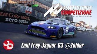 Assetto Corsa Competizione v0.5.0 pc gameplay 1080p 60fps