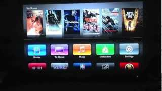 Apple TV Software Update 5.0.1