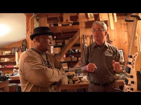 An Intimate Look into Ned's Workshop with Bakithi Kumalo
