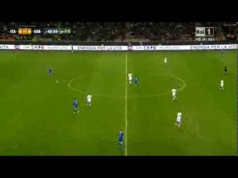 Italia-Germany 1st Half replay HD RAI Italia.