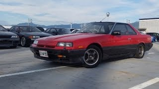 1985 nissan skyline coupe E-DR30 rs-x turbo 2WD
