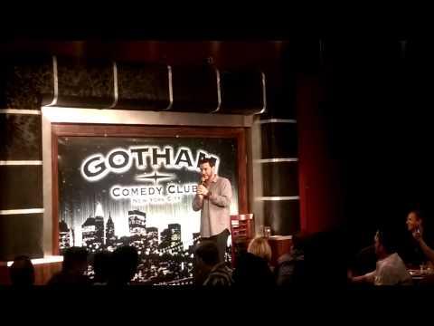 Rich Davis @ Gotham Comedy Live, DBC
