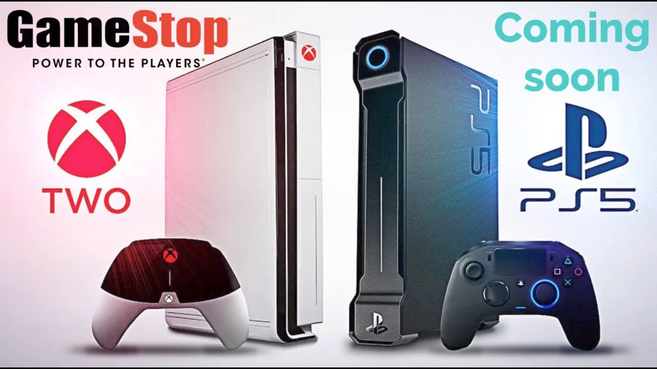 Playstation 5 Release Date Coming Soon Gamestop Will Benefit Big Time Youtube